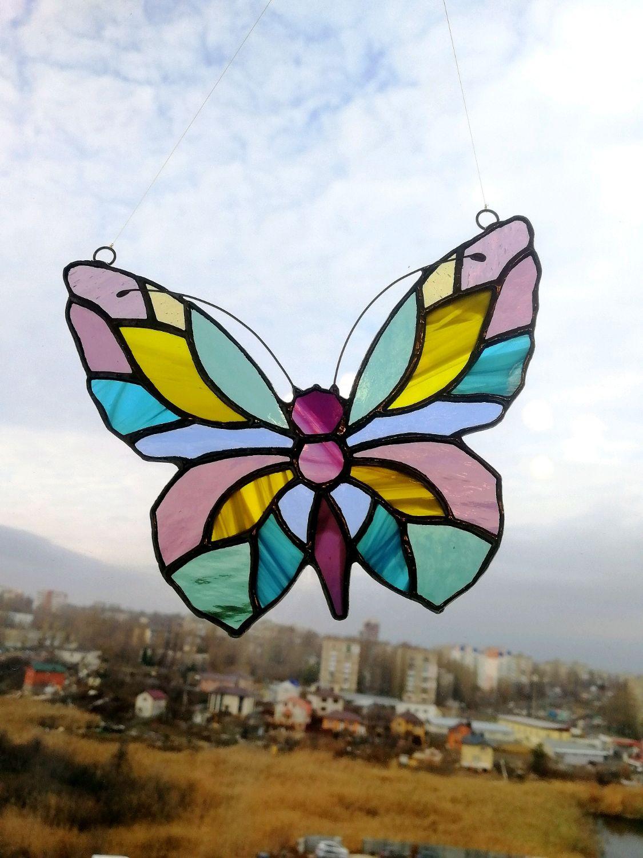 Бабочка Ловец солнечных лучей, Декор, Саратов,  Фото №1