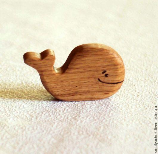 Игрушки животные, ручной работы. Ярмарка Мастеров - ручная работа. Купить Кит, деревянная игрушка, сувенир. Handmade. Кит, дерево