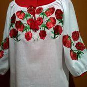 Одежда handmade. Livemaster - original item Women`s embroidery ZhR2-012. Handmade.
