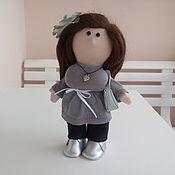 Куклы и игрушки ручной работы. Ярмарка Мастеров - ручная работа Донна. Портретная текстильная кукла.. Handmade.