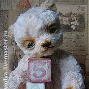 Куклы и игрушки ручной работы. Ярмарка Мастеров - ручная работа Мишка авторский.Кэрри,31см. Handmade.