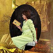 """Одежда ручной работы. Ярмарка Мастеров - ручная работа Платье """"Тургеневская барышня"""". Handmade."""