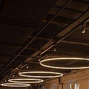 Для дома и интерьера ручной работы. Ярмарка Мастеров - ручная работа Светодиодное кольцо. Handmade.