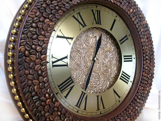 """Часы для дома ручной работы. Ярмарка Мастеров - ручная работа. Купить Часы """"Антик"""". Handmade. Авторская работа, оригинальный подарок"""
