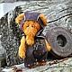 Мишки Тедди ручной работы. Слоня Шурупчик. Пур-Пур (pur-pur). Интернет-магазин Ярмарка Мастеров. Слон, слоненок
