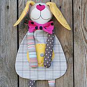 Для дома и интерьера ручной работы. Ярмарка Мастеров - ручная работа Игрушка для хранения пижамки и детских секретиков. Handmade.