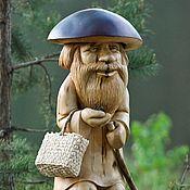 Русский стиль handmade. Livemaster - original item Figurines in the Russian style: Borovik. Handmade.
