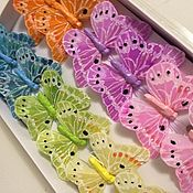 Бабочки,  Пчелки