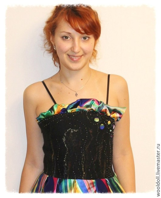 """Платья ручной работы. Ярмарка Мастеров - ручная работа. Купить Платье """"Фейерверк"""". Handmade. Платье, яркий образ, красивое платье"""