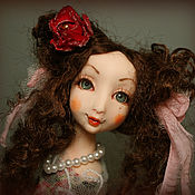 Куклы и игрушки ручной работы. Ярмарка Мастеров - ручная работа Милли. Handmade.