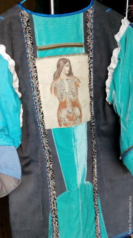 Верхняя одежда ручной работы. Ярмарка Мастеров - ручная работа. Купить Жакет МОЯ НЕВЕСТА. Handmade. Бирюзовый, демисезонное пальто