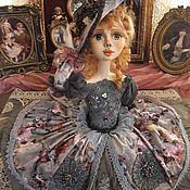 Куклы и пупсы ручной работы. Ярмарка Мастеров - ручная работа Авторская кукла Ева, будуарная кукла. Handmade.