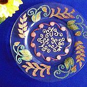 Посуда ручной работы. Ярмарка Мастеров - ручная работа Легкая летняя. Handmade.