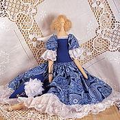 Куклы и игрушки ручной работы. Ярмарка Мастеров - ручная работа Тильда Ангел мечты. Handmade.