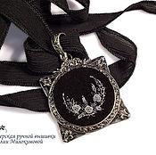 Субкультуры handmade. Livemaster - original item pendant from the collection gotico. Handmade.