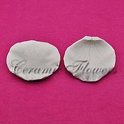 Материалы для творчества handmade. Livemaster - original item Silicone mold(Weiner) the Chinese rose petal. Handmade.