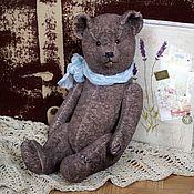 Куклы и игрушки handmade. Livemaster - original item Kuzma Soviet bear (on the pattern of 1944). Handmade.