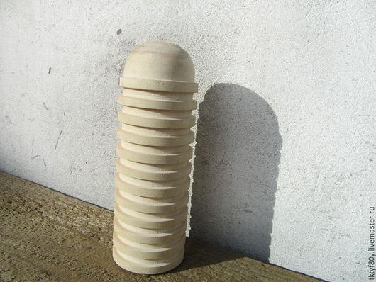 Валяние ручной работы. Ярмарка Мастеров - ручная работа. Купить Раскатка для внутренней увалки. Handmade. Бежевый, валик, берёза