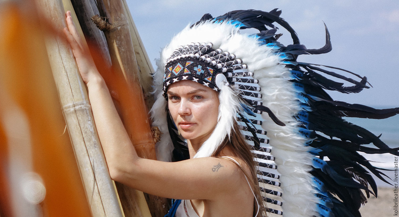 Роуч индейцев своими руками 127