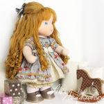 Аня Лепаловская Красивые Куклы - Ярмарка Мастеров - ручная работа, handmade