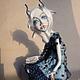 Малышка Лулу. Авторские куклы Юлии Мун