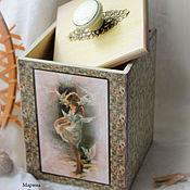 Для дома и интерьера handmade. Livemaster - original item Box for bulk food kitchen