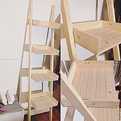 Дизайн и реклама ручной работы. Ярмарка Мастеров - ручная работа стеллаж. Handmade.