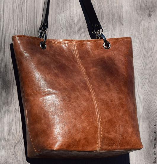 Женские сумки ручной работы. Ярмарка Мастеров - ручная работа. Купить Винтажная  сумка.. Handmade. Коричневый, подарок на любой случай