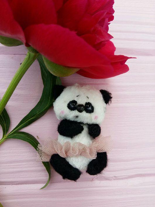 Мишки Тедди ручной работы. Ярмарка Мастеров - ручная работа. Купить Тедди Панда Бо. Handmade. Панда, игрушка