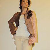 """Одежда ручной работы. Ярмарка Мастеров - ручная работа Жакет """" Римские тайны"""". Handmade."""