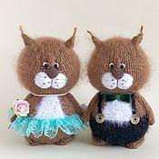 Куклы и игрушки handmade. Livemaster - original item Belkin.. Handmade.