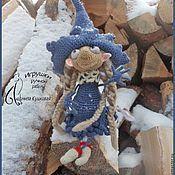Куклы и игрушки ручной работы. Ярмарка Мастеров - ручная работа ГолубаЕлЬка. Handmade.