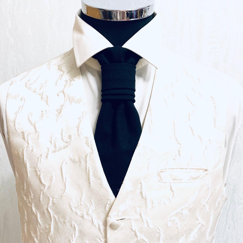 Пластрон - галстук Black Star, Галстуки, Москва,  Фото №1
