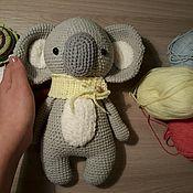 Куклы и игрушки ручной работы. Ярмарка Мастеров - ручная работа Коала Пипо. Handmade.