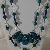 handmade. Livemaster - original item Necklace. Handmade.