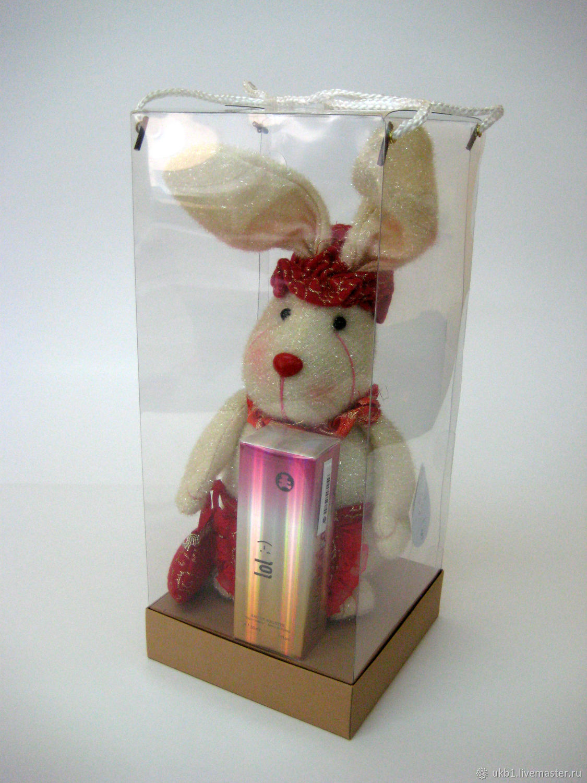 Большая коробка для куклы из прозрачного пластика, Коробки, Москва,  Фото №1