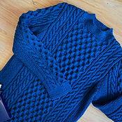 Одежда ручной работы. Ярмарка Мастеров - ручная работа Мужской свитер. Handmade.