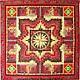 Home Textiles & Carpets handmade. Livemaster - handmade. Buy A blanket 'Fair' 220х220см.Quilt, the patchwork technique