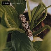 Украшения handmade. Livemaster - original item Melchior bracelet Rat, leather. Handmade.