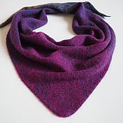 Аксессуары handmade. Livemaster - original item scarves: Scarf knitted. Handmade.