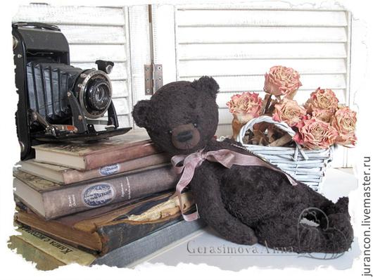 Мишки Тедди ручной работы. Ярмарка Мастеров - ручная работа. Купить ЛюбИм. Handmade. Коричневый, подарок на любой случай