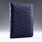 Сумки и аксессуары handmade. Livemaster - original item Ostrich leather purse IMS0009VC4. Handmade.
