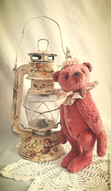 Мишки Тедди ручной работы. Ярмарка Мастеров - ручная работа. Купить Август. Handmade. Мишка тедди, мишка тедди коллекционный