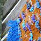"""Текстиль, ковры ручной работы. Ярмарка Мастеров - ручная работа. Купить Бабушкин коврик """"Потеплело на душе"""". Handmade. Русский стиль"""