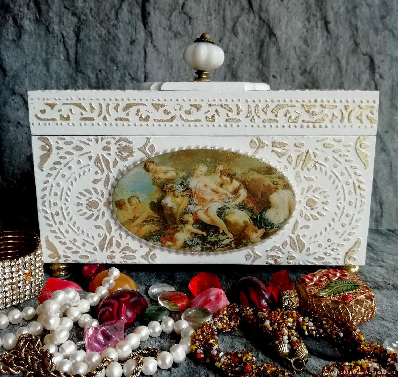 White gold, Box, Yenakiyevo,  Фото №1