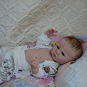 Куклы и игрушки handmade. Livemaster - original item Reborn doll Dina. Handmade.