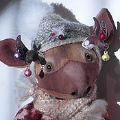 Куклы и игрушки ручной работы. Ярмарка Мастеров - ручная работа Олень Бубенчик. Handmade.
