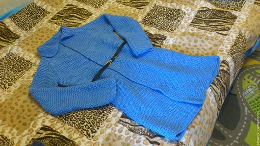 """Кофты и свитера ручной работы. Ярмарка Мастеров - ручная работа. Купить Кардиган """"Весеннее настроение"""". Handmade. Комбинированный, вязание спицами"""