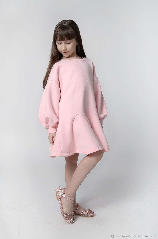"""Платье принцессы """"Monica"""" розовый"""