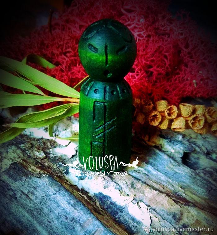 The spirit helper: ' Domovnik', a talisman for family, home, Helper spirit, Sochi,  Фото №1